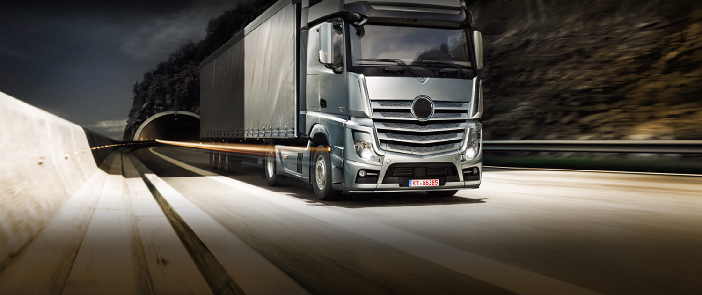 Inter-Trans Fahrzeugüberführungen LKW 2